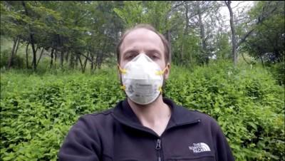 The Astounding Physics of N95 Masks