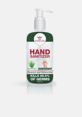 Ishieldu Hand Sanitizer - 950ml