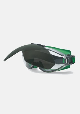 uvex ultrasonic flip-up welding safety spectacles
