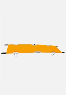 Spencer Fordable Stretcher with two quick release restraints