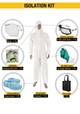 Isolation kit (all in 1 bundle offer)