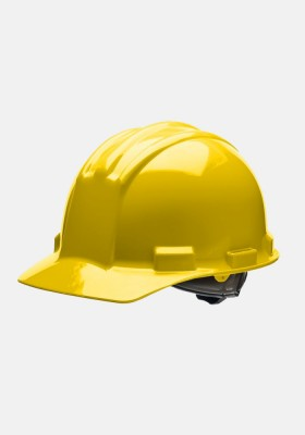 Bullard S51 Hard Hats W/ Ratchet Yellow