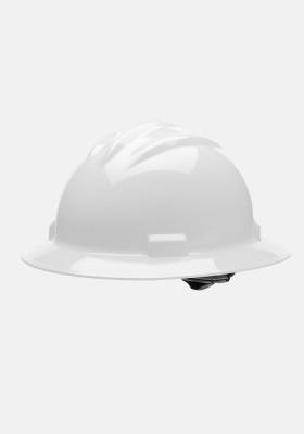 Bullard 4 Point Ratchet Suspension Full Brim Helmet