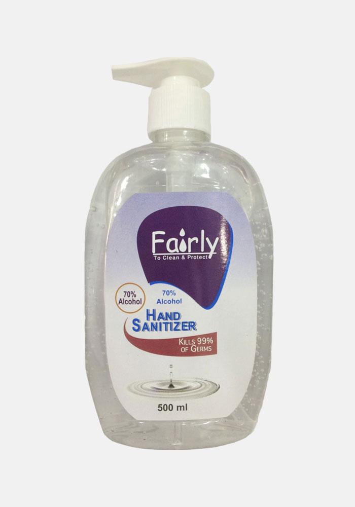 Fairly Hand Sanitizer Gel 500 ml