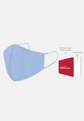 Washable / Reusable Viroblock Mask-Buy One Get One FREE