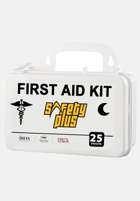 First Aid Kits  579-6084 25 Person