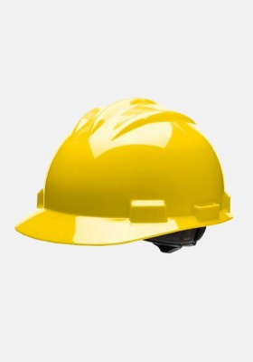 Bullard S61 Hard Hats W/ Ratchet 4 Point Suspension