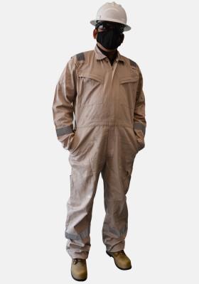 Safety Plus World Platinum Cotton Coveralls